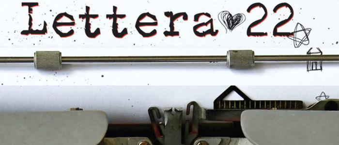 scrittura creativa lettera 22