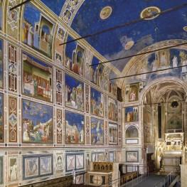 Giotto Capela Scrovegni