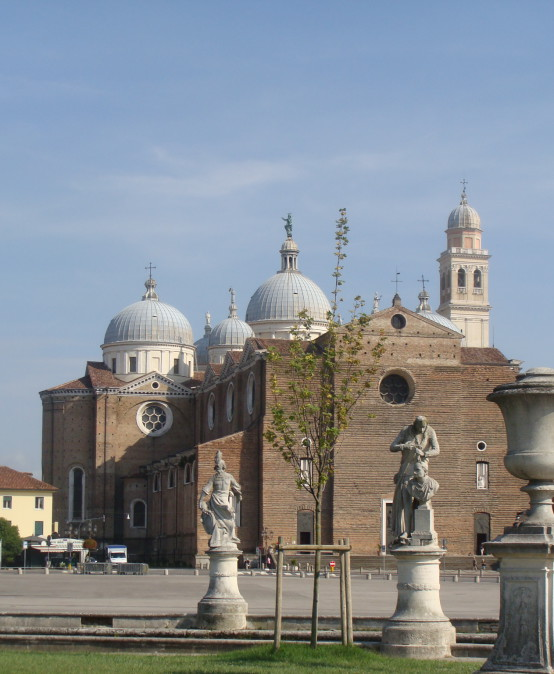 Basilica di Santa Giustina – Visita Guidata
