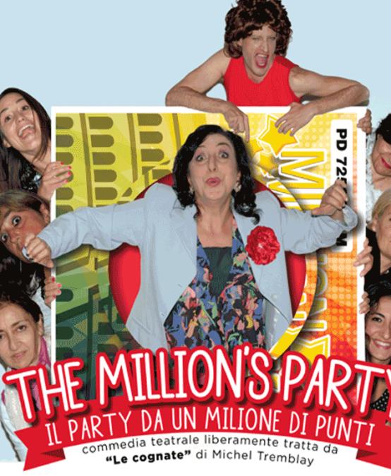 The Million's Party – Spettacolo ArtiUrbane