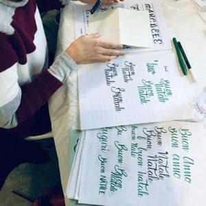 Workshop - Primo approccio alla CALLIGRAFIA