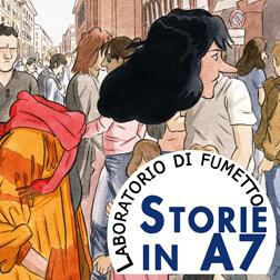 WORKSHOP: Crea il tuo fumetto – fumetti in A7