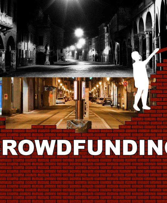 Crowdfunding – Padova 1956/2018 Metamorfosi di una città
