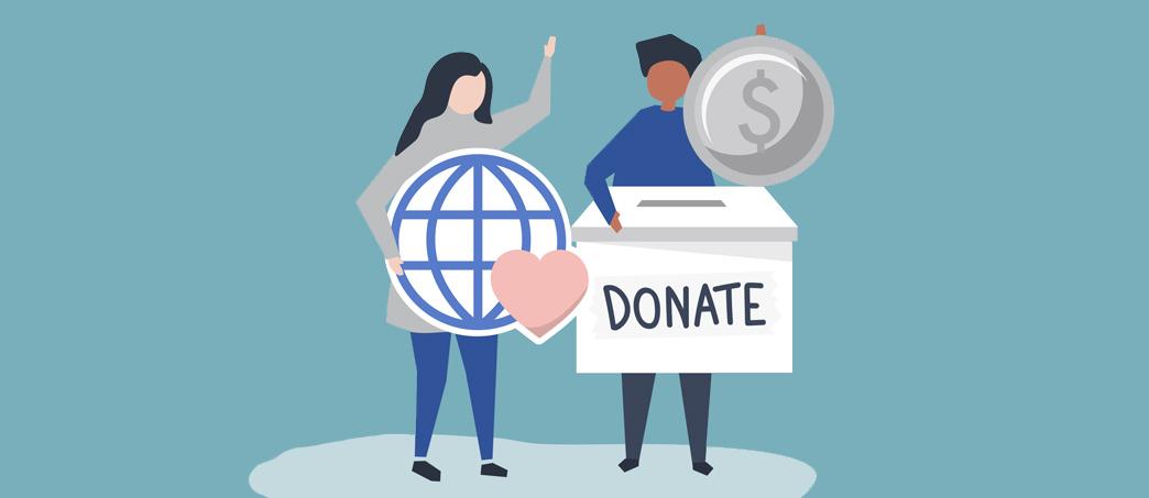 Da oggi puoi sostenere l'associazione Fantalica anche con una DONAZIONE