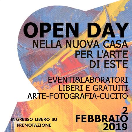 ESTE – OpenDay – Fantalica Aperta – 2 Febbraio 2019