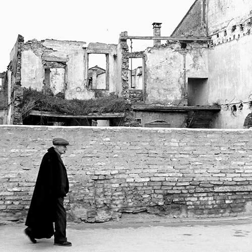 Padova 1952-1956.  Il volto di una città che non c'è più – Renzo Saviolo