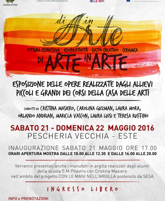 Este – Di Arte in Arte 2015-2016