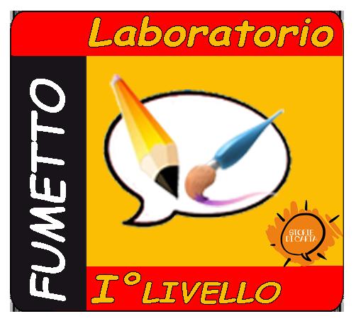 Laboratorio di Fumetto I° livello