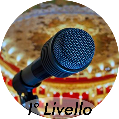 Public Speaking I° livello