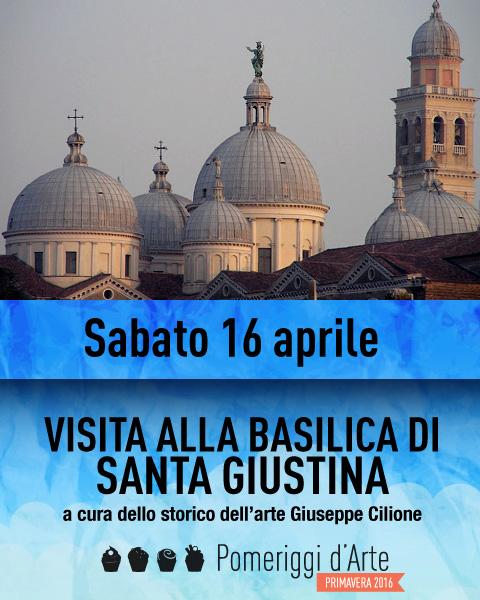 Visita guidata alla Basilica di Santa Giustina a Padova