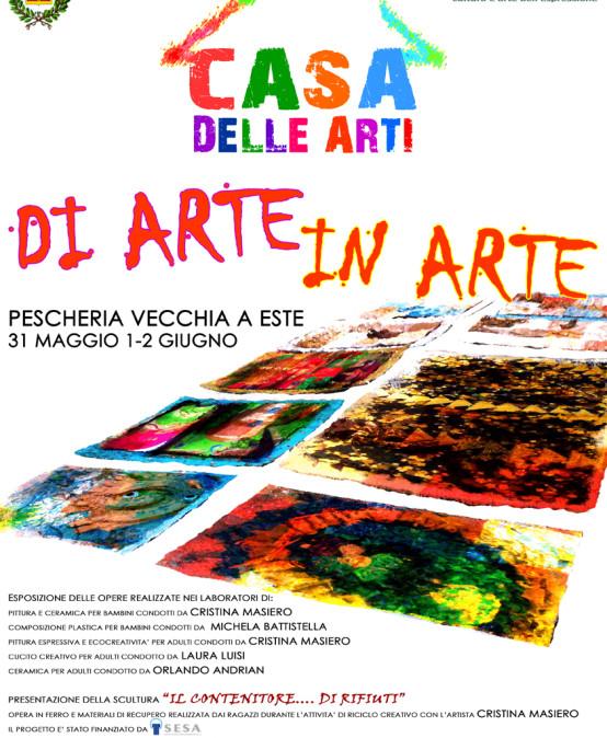"""Este – Inaugurazione della Mostra """"Di Arte in Arte"""""""