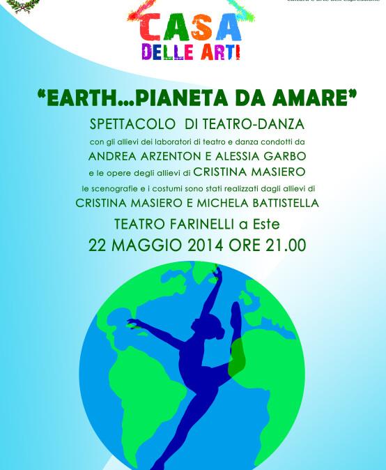 """Este – Spettacolo Teatrale """"Earth…Pianeta da Amare"""""""