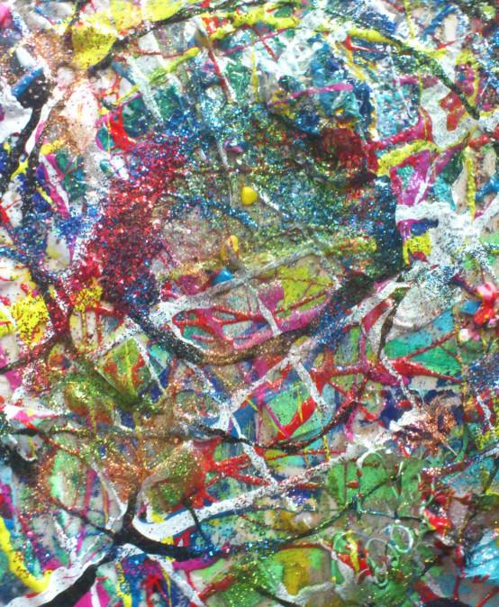 Este – Laboratorio di ARTE, PITTURA CREATIVA E RICICLO 2016-2017