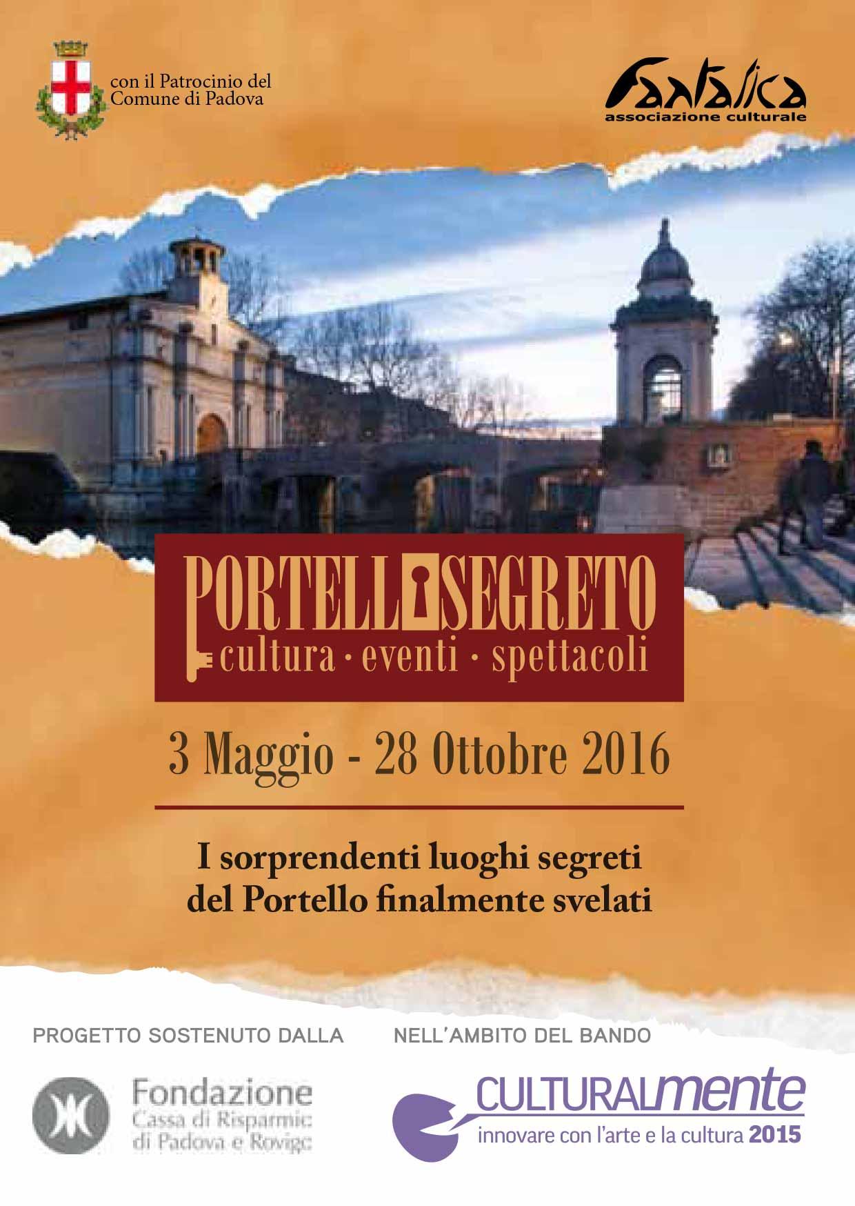 Padova-Portello Segreto 2016