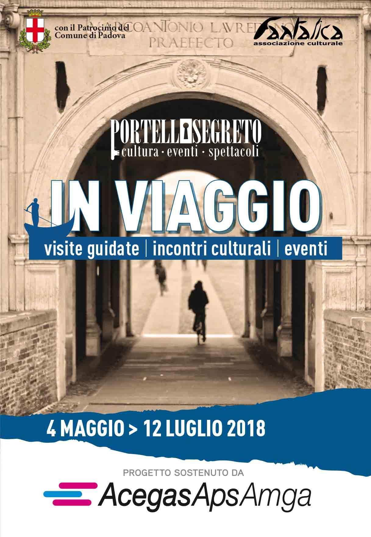 Padova – Portello Segreto 2018