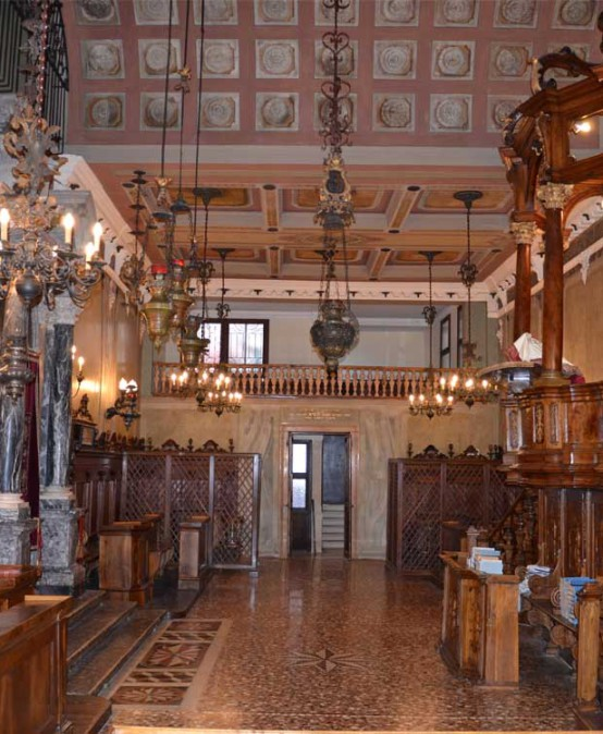 Sinagoga di Padova – Visita Guidata