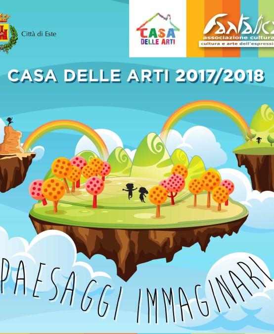 ESTE – CASA DELLE ARTI 2017-2018 – PRESENTAZIONE GENERALE E ISCRIZIONI