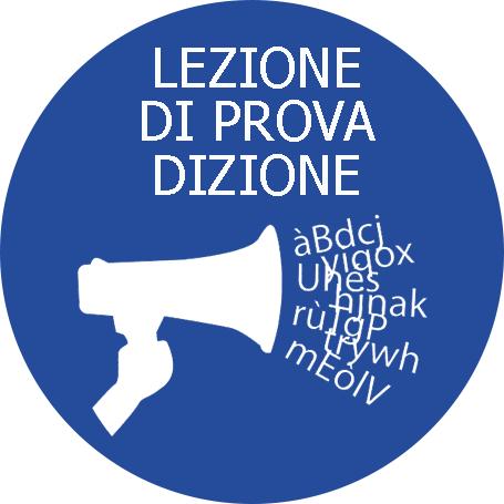 LEZIONE DI PROVA del corso COMUNICAZIONE ESPRESSIVA-DIZIONE