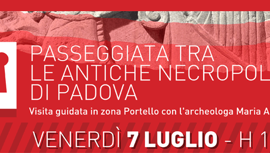 Passeggiata tra le antiche necropoli di Padova