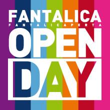 OpenDay – Fantalica Aperta – 14 Aprile 2018
