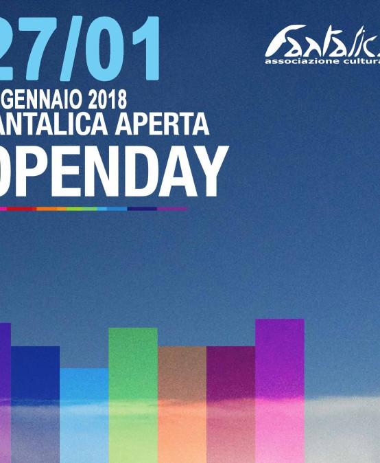 OpenDay – Fantalica Aperta – 27 Gennaio 2018