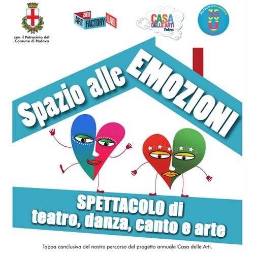 Spazio Alle Emozioni – ArtFactoryLab Padova