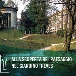 Visita Guidata - Alla scoperta del paesaggio nel giardino Treves