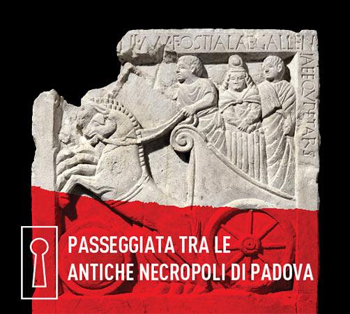 Visita Guidata – Passeggiata tra le antiche necropoli di Padova