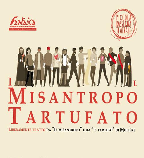 IL MISANTROPO TARTUFATO – spettacolo teatrale