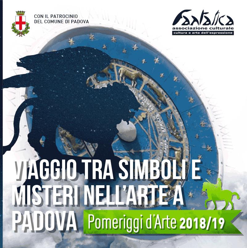 Padova-Pomeriggi d'Arte 2018-19