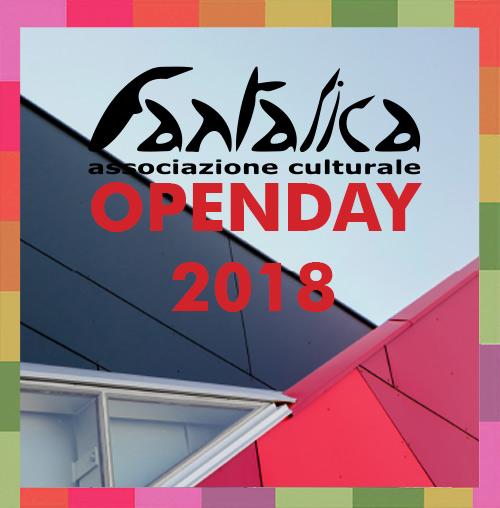 OpenDay – Fantalica Aperta – 29 Settembre 2018