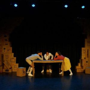 recitazione teatrale