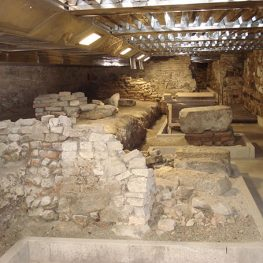 Palazzo della Ragione e i suoi sotterranei