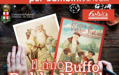 Laboratori artistici  -Il mio buffo Babbo Natale-