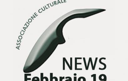 Novità di febbraio 2019