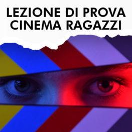 Recitazione Cinematografica Ragazzi