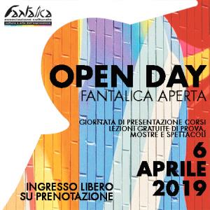 Fantalica Openday