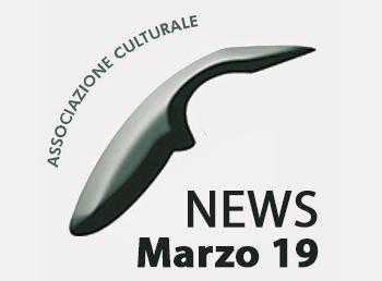 Novità di marzo 2019