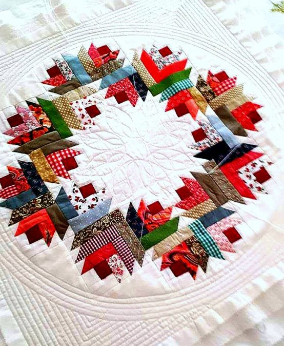 Cucito Paper Piecing: FLOWERS – Workshop