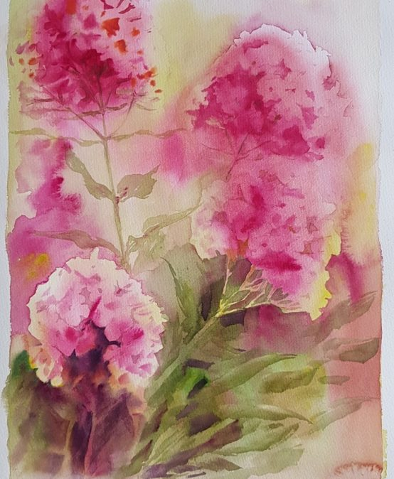 Pittura ad Acquerello: FLORA – Workshop