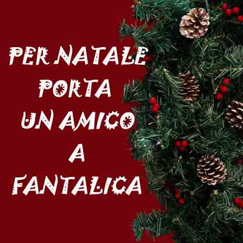 A Natale, porta un amico! – ArtFactoryLab 19/20 -Padova