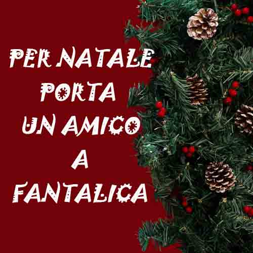 A Natale, porta un amico! – ArtFactoryLab 19/20 – Selvazzano Dentro