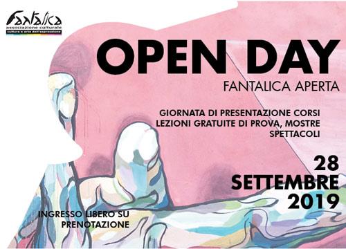 Open Day Fantalica