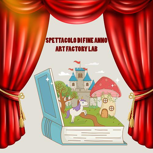 Spettacolo Art Factory Lab – Este