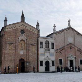 La scoletta del Santo e l'Oratorio di San Giorgio - Visita Guidata