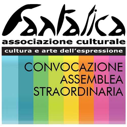 Convocazione per tutti i soci all'Assemblea Straordinaria – 27 Novembre 2020