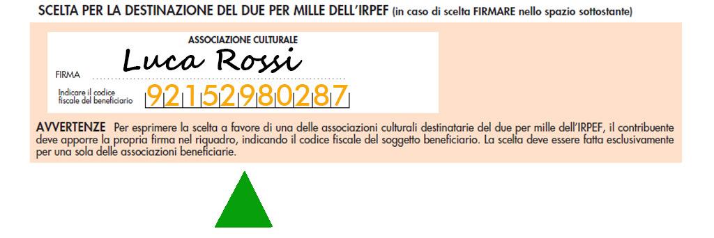 2x1000 all'Associazione Culturale Fantalica APS