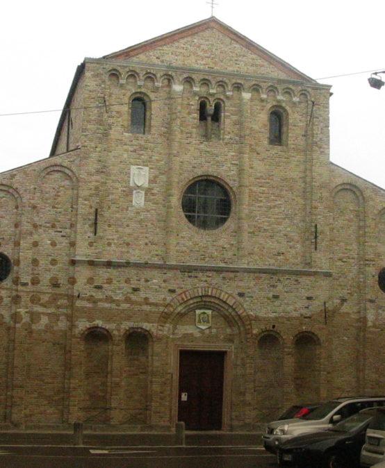 La chiesa e la cripta di Santa Sofia a Padova – Visita Guidata