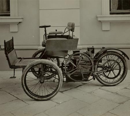 Le macchine di Enrico Bernardi – Visita Guidata