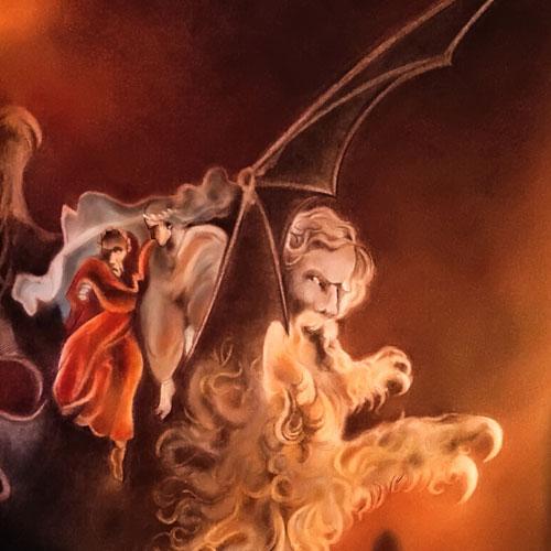 Voci dall'Inferno: dalla selva alle stelle – Spettacolo